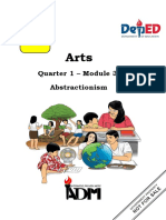 Arts-Q1-Module-3-Abstractionism