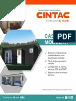 CATALOGO -  CINTAC