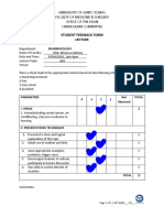 ANS. Lecture Feedback Form