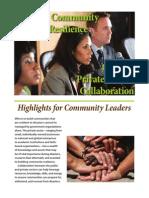 Public-Private Collaboration, Pamphlet