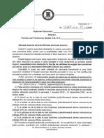 Adresa ANP Acordare Drepturi Salariale Prevazute in Titluri Executorii