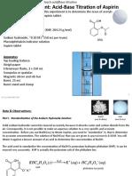 titration-of-aspirin