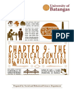 Module-9-The-Historical-Context-of-Rizals-Education