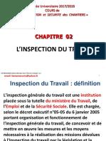 EXTRAIT de la LOI  90.03 Relative à l'inspection de travail