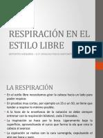RESPIRACIÓN EN EL ESTILO LIBRE.pptx