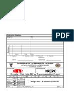 Design data-Earthwire GSW 95