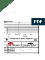 Design data-Insulators