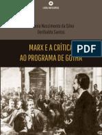 Marx a crítica ao programa de Gotha