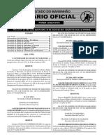 DIARIO OFICIAL PORTARIA 042