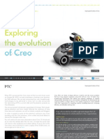 Exploring the Evolution of Creo