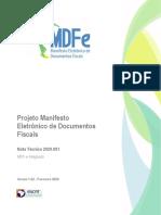 MDFe_NT2020_001 v1.02 MDFe Integrado