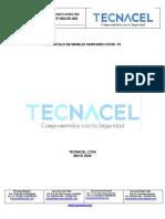 PROTOCOLO DE BIOSEGURIDAD TECNACEL LTDA (1)