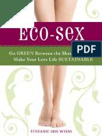 Eco-Sex by Stefanie Iris Weiss - Excerpt