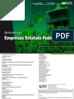 Boletim Empresas Estatais 13