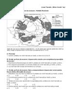Romania Relief Test 4
