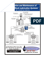 divider block - Operation and maintenance