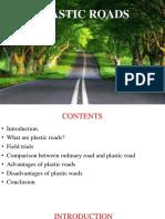 plastic roads ppt