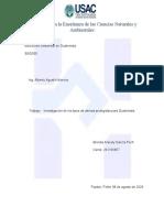 UBICACIÓN DE LAS PRINCIPALES ÁREAS PROTEGIDAS DE GUATEMALA.docx
