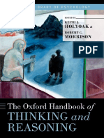 The Oxford Handbook of Thinking and Reasoning.pdf
