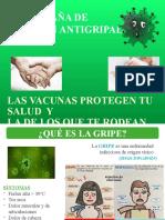 CAMPAÑA DE VACUNACION ANTIGRIPAL