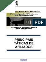 Principais Taticas de Afiliados