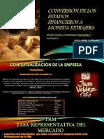 REVISTA DIGITAL V 3 CONVERSIÓN DE LOS ESTADOS FINANCIEROS A MONEDA EXTRAJERA  (1)