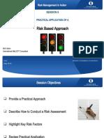 EBRD - Risk Based Approach - Kiev 2