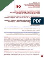 Tópico 5 - A política pública de mediação como instrumento de busca do consenso parental e seus reflexos na efetivação da guarda compartilhada.pdf