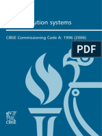 CIBSE Commissioning Code A_ Air Distribution Systems (1996 confirmed 2006)