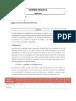 Secuencia Didáctica 3