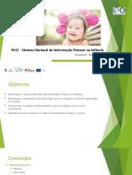 UFCD 9632- Sistema Nacional de Intervenção Precoce.pptx