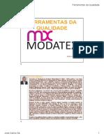 Ferramentas da Qualidade (II Parte) - MODATEX.pdf