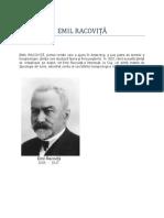 EMIL RACOVIȚĂ