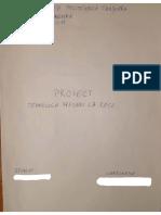Proiect tehnologii de deformare plastica 1