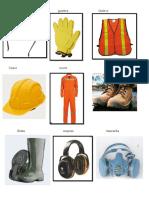equipo de seguridad personal