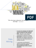 Curs 8 Data Mining