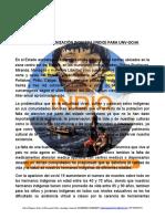 informe indigena area de Salud Indio.docx