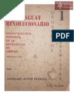 El Paraguay Revolucionario .Significación Histórica