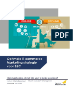 Whitepaper Optimale E-commerce Marketing strategie voor B2C