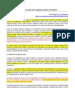 2 (03) Matrimonio. Doctrina social de la Iglesia sobre la familia.doc