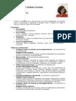 CV Priscila Evelem Batista Guedes - Com Foto - Cópia