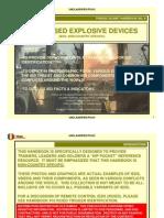 US Army Intelligence - Improvised Explosive Devices (2007)