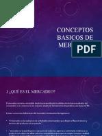 E1 PRINCIPIOS DE MERCADEO