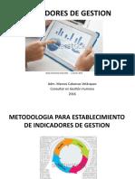 3. Metodologia Establecimiento I.G