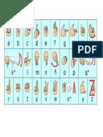 abecedariso eñas