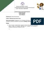 Cuestionaria Biologia quimica 3 periodo