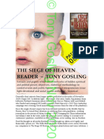 Siege of Heaven Reader, Ed. Tony Gosling