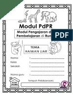 MODUL PdPR PRASEKOLAH.doc