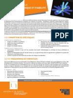 Plaquette Master MECANIQUE - parcours MFS 2018 v220118B