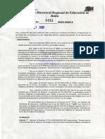 19 - RDR N° 1421-2020-DREJ - APROBADO EL 21-10-2020 (1)